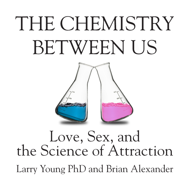 Printable The Chemistry Between Us: Love, Sex, and the Science of Attraction Audiobook Cover Art