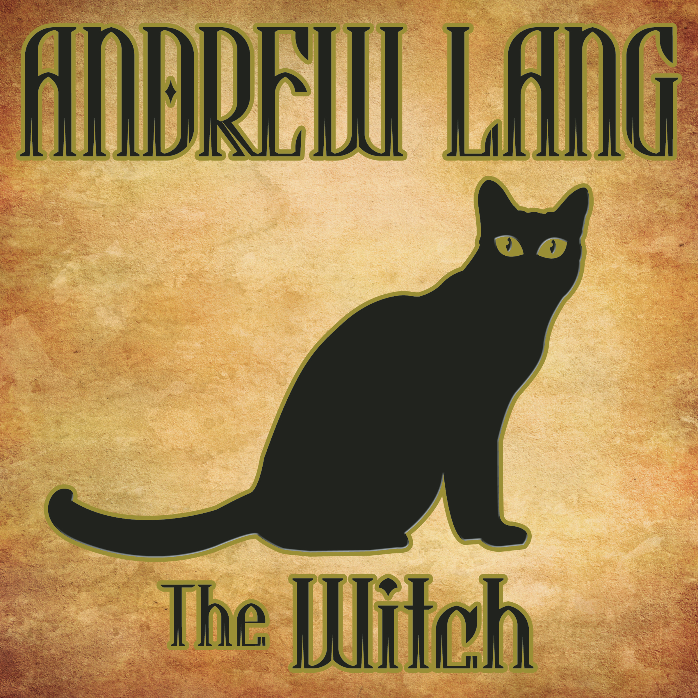 Printable The Witch Audiobook Cover Art