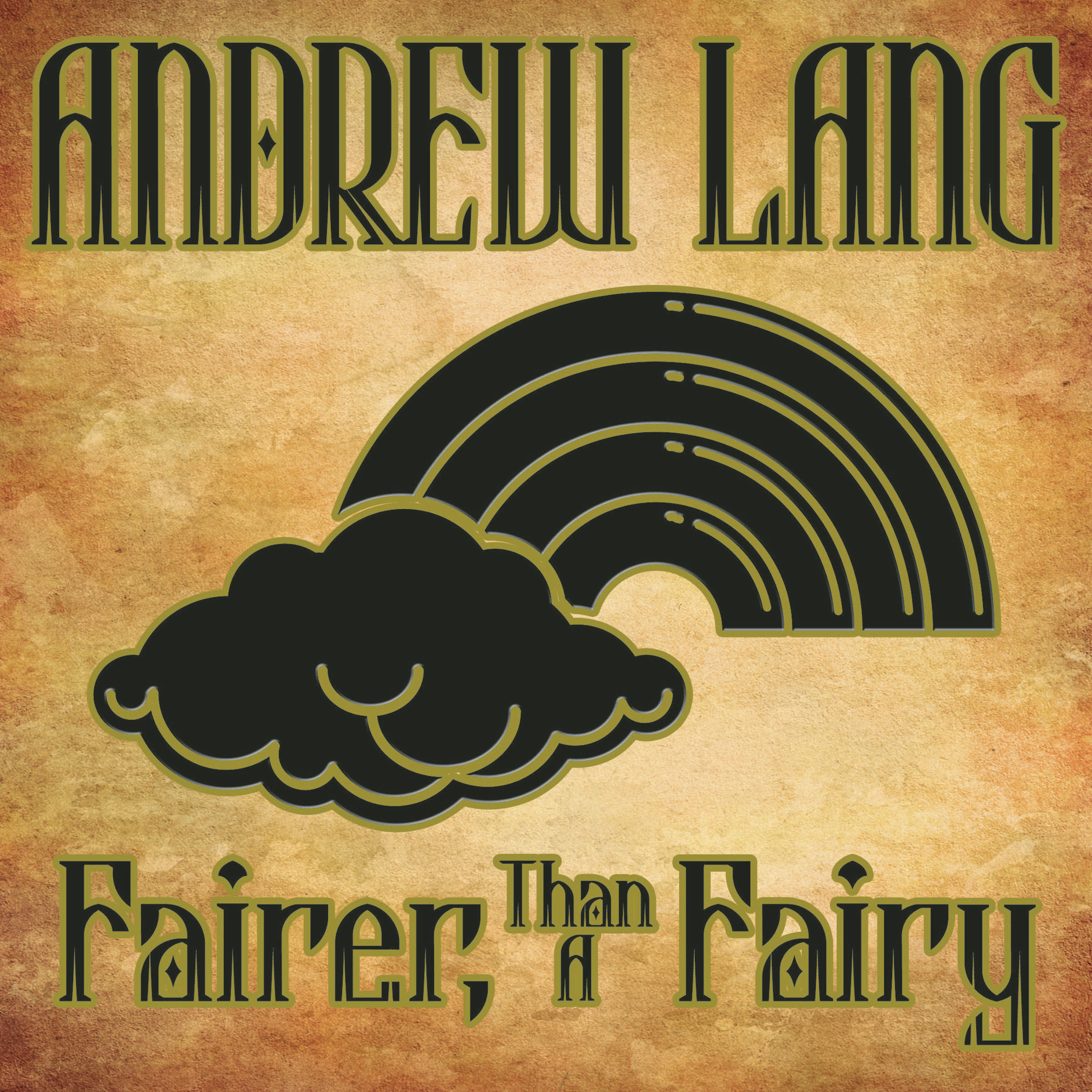 Printable Fairer-Than-A-Fairy Audiobook Cover Art