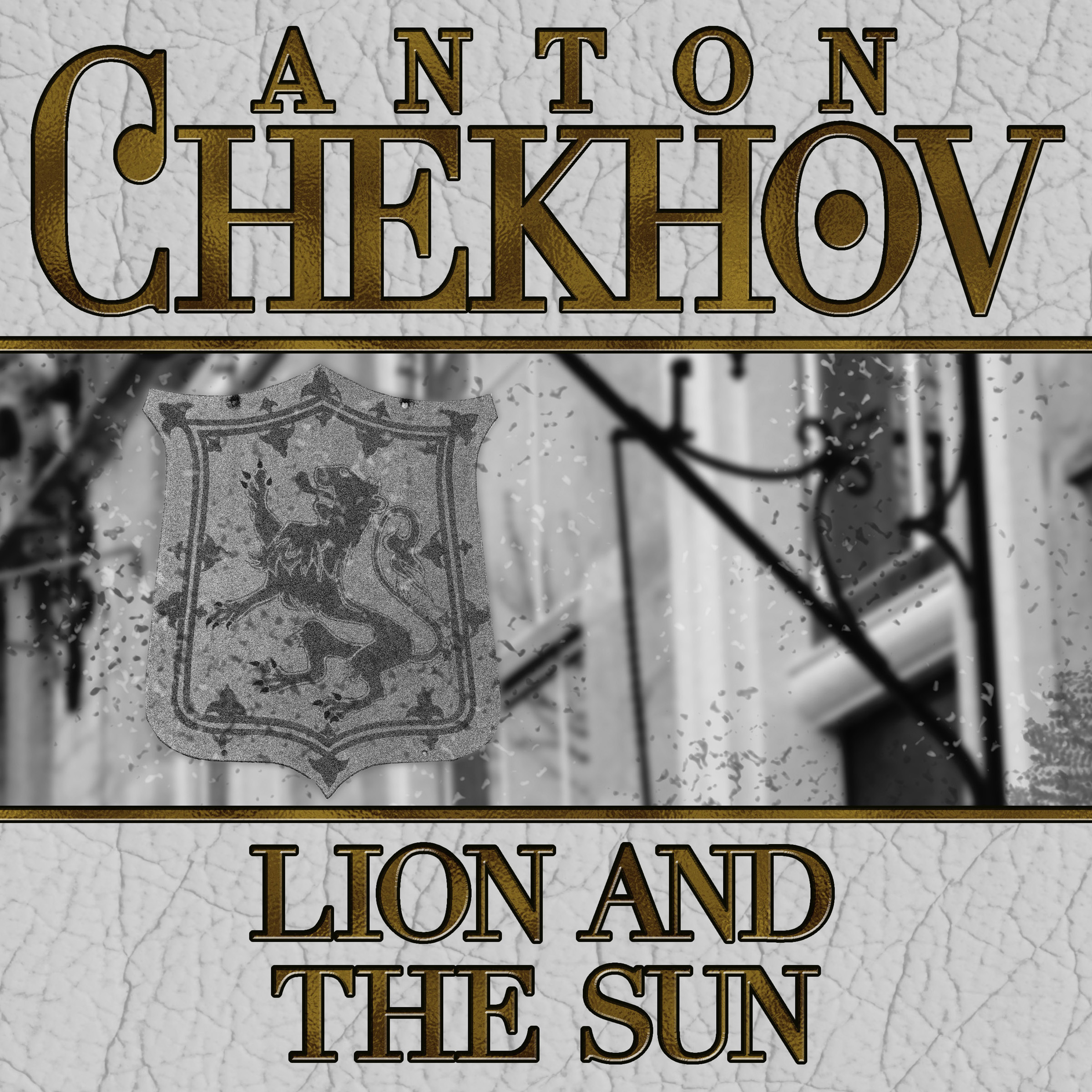 Printable Lion and the Sun Audiobook Cover Art