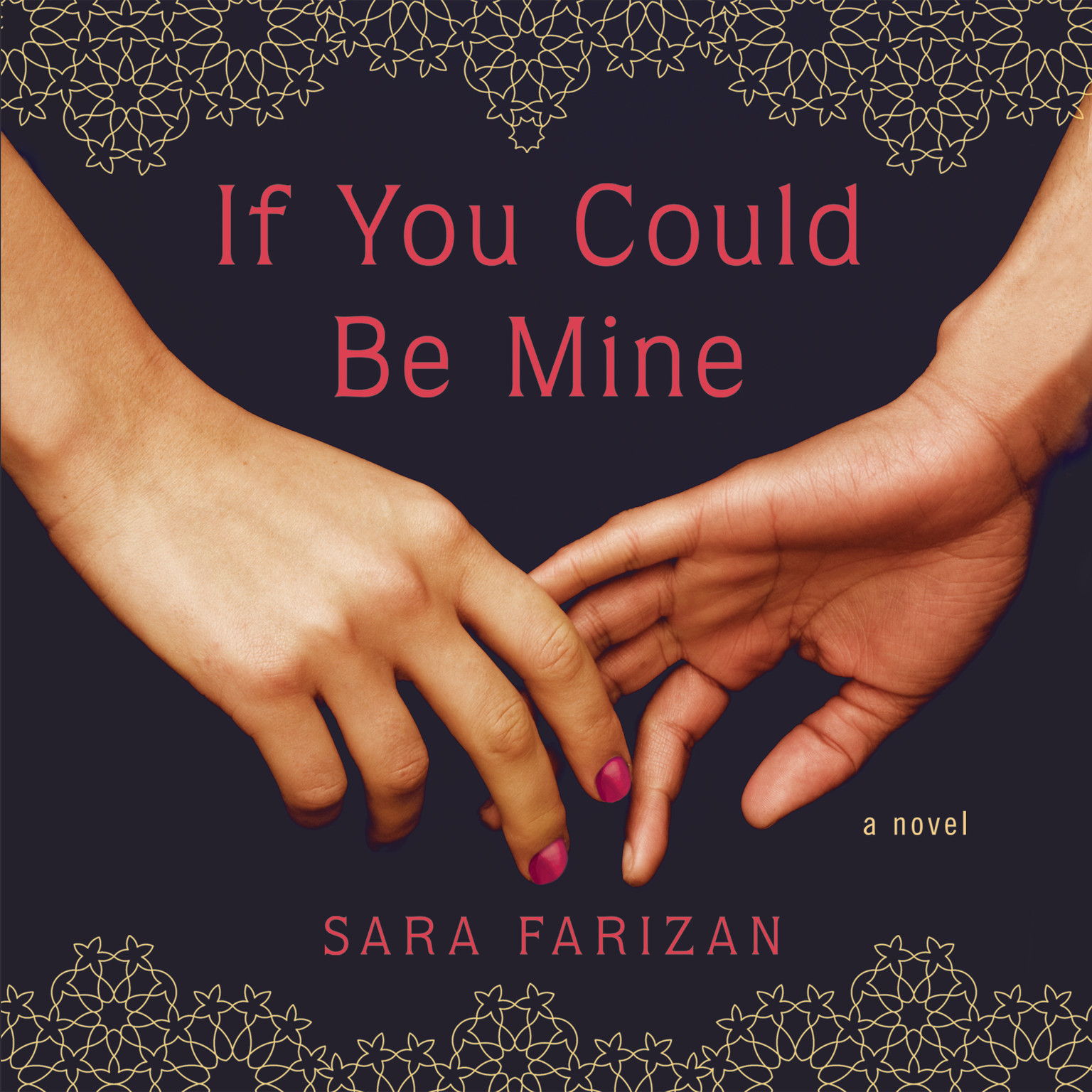 Printable If You Could Be Mine Audiobook Cover Art