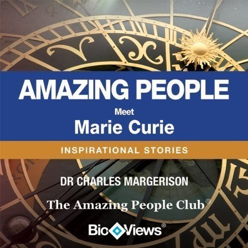 Printable Meet Marie Curie: Inspirational Stories Audiobook Cover Art