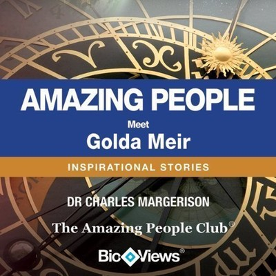 Meet Golda Meir: Inspirational Stories Audiobook, by Charles Margerison