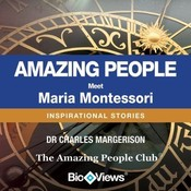 Meet Maria Montessori: Inspirational Stories Audiobook, by Charles Margerison