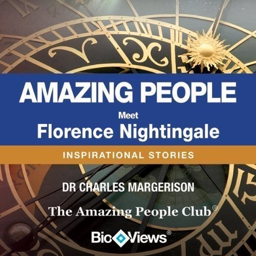 Printable Meet Florence Nightingale: Inspirational Stories Audiobook Cover Art