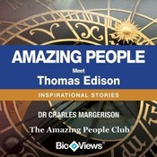 Meet Thomas Edison: Inspirational Stories Audiobook, by Charles Margerison