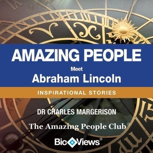 Printable Meet Abraham Lincoln: Inspirational Stories Audiobook Cover Art