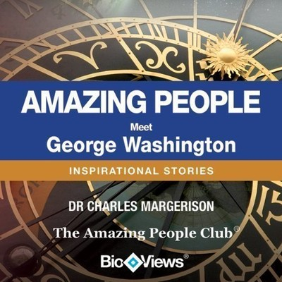 Meet George Washington: Inspirational Stories Audiobook, by Charles Margerison