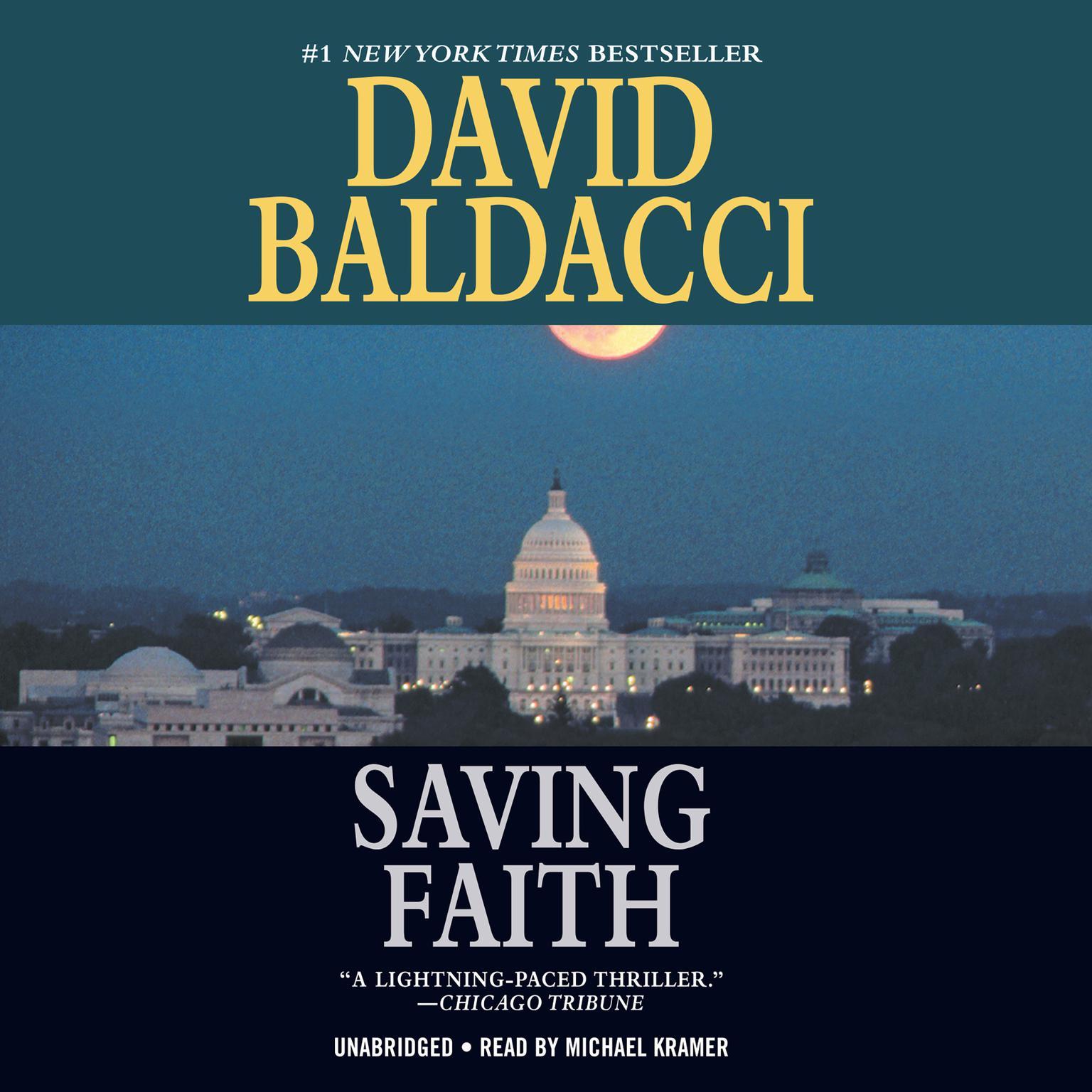 Printable Saving Faith Audiobook Cover Art