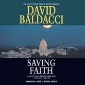 Saving Faith, by David Baldacci