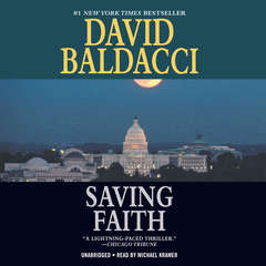 Saving Faith Audiobook, by David Baldacci