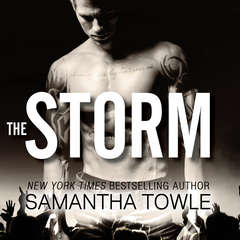 The Storm Audiobook, by Samantha Towle