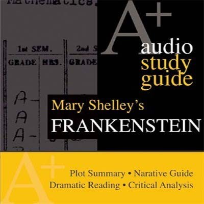 Printable Frankenstein: An A+ Audio Study Guide Audiobook Cover Art