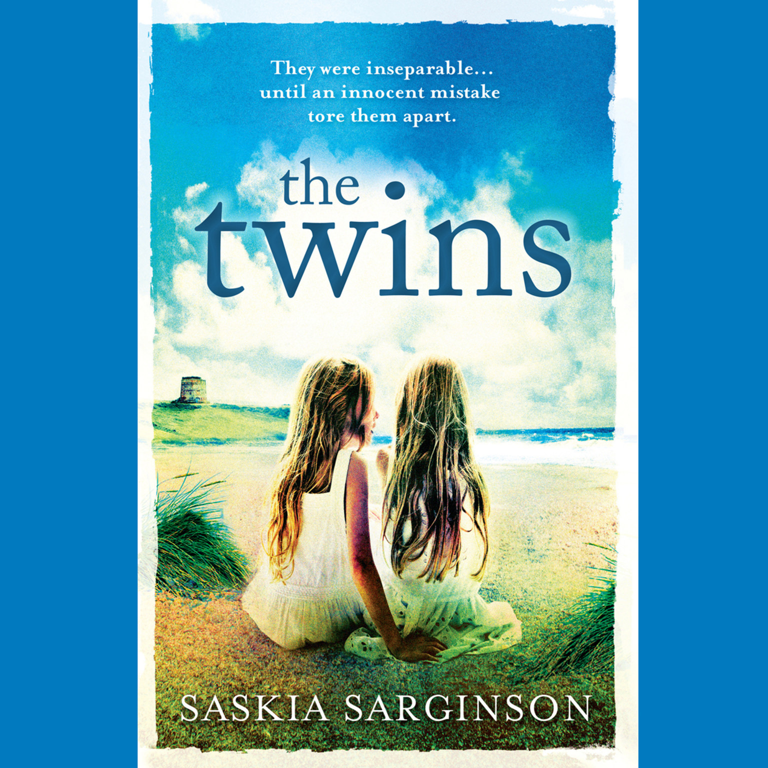 Printable The Twins Audiobook Cover Art