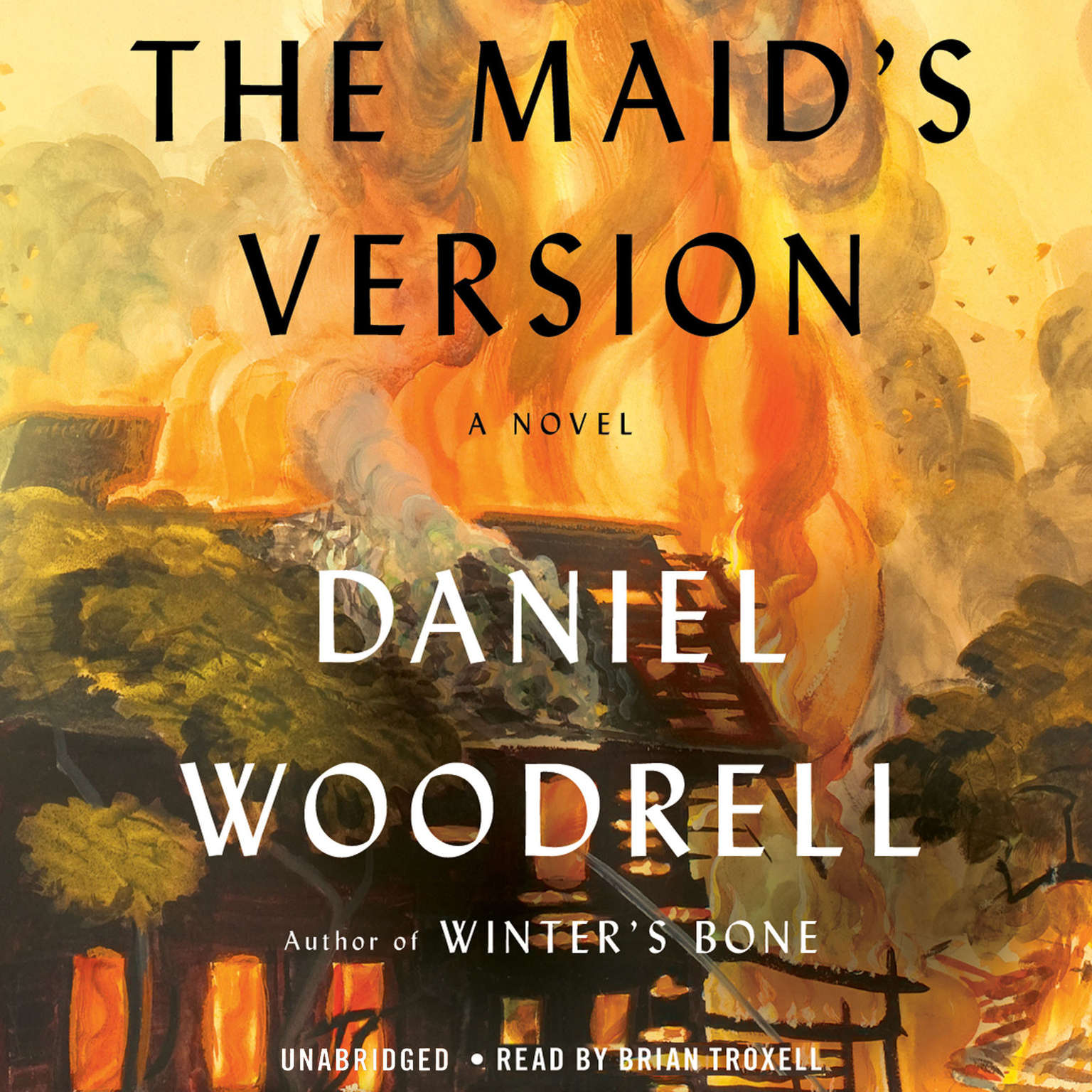Printable The Maid's Version: A Novel Audiobook Cover Art