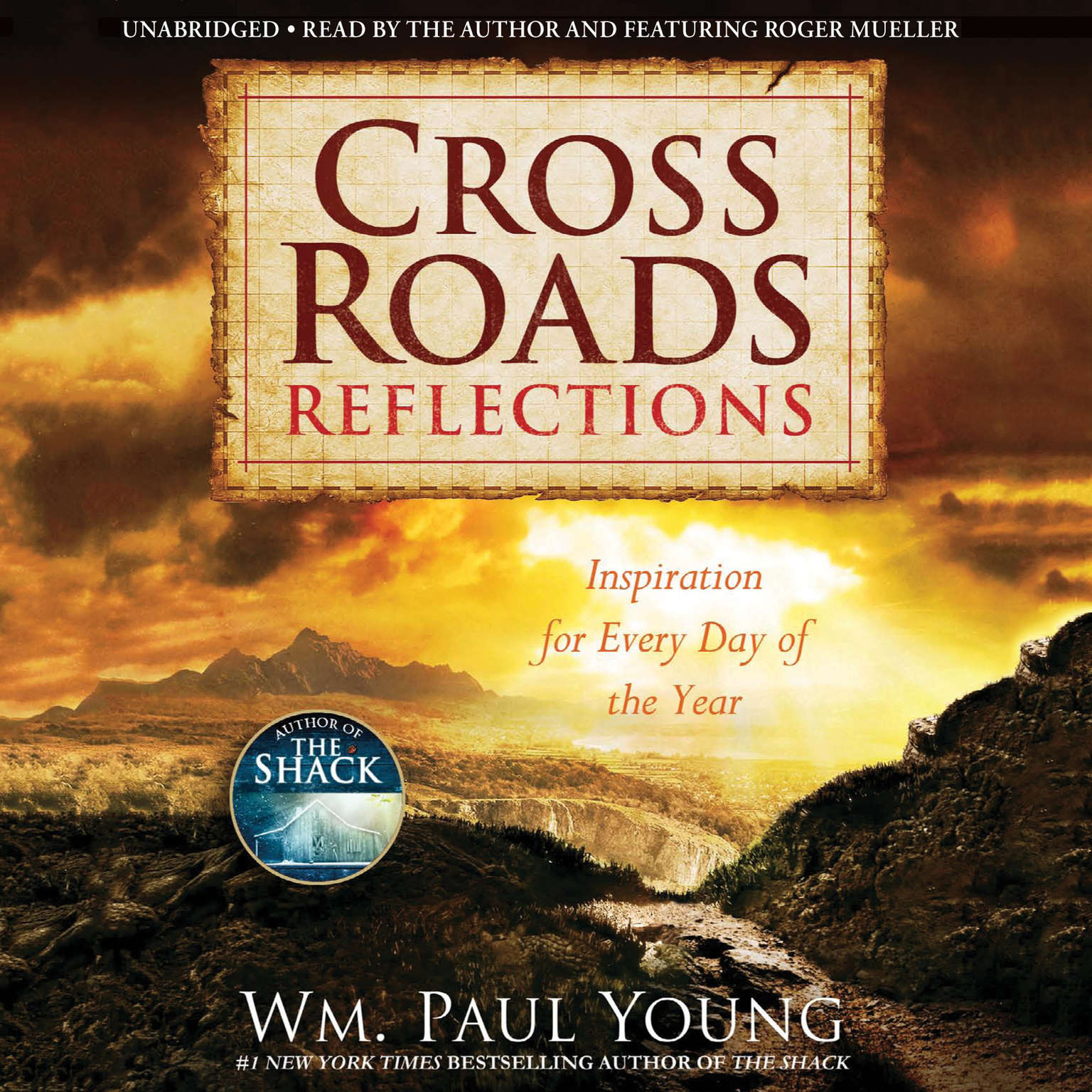 Printable Cross Roads Reflections: Inspiration for Every Day of the Year Audiobook Cover Art