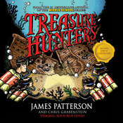 Treasure Hunters Audiobook, by James Patterson, Chris Grabenstein