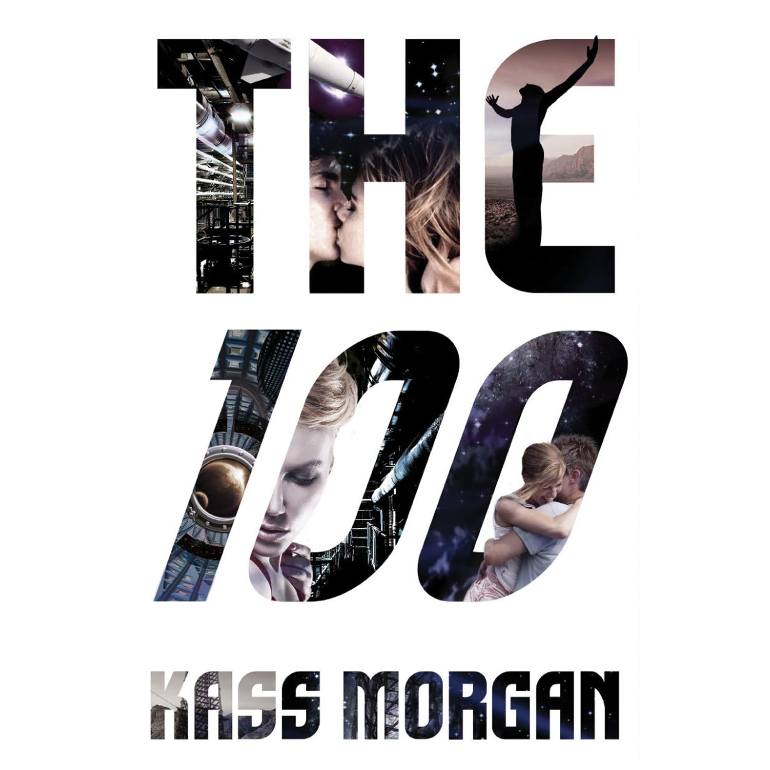 Printable The 100 Audiobook Cover Art