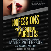 Confessions: The Private School Murders Audiobook, by James Patterson, Maxine Paetro