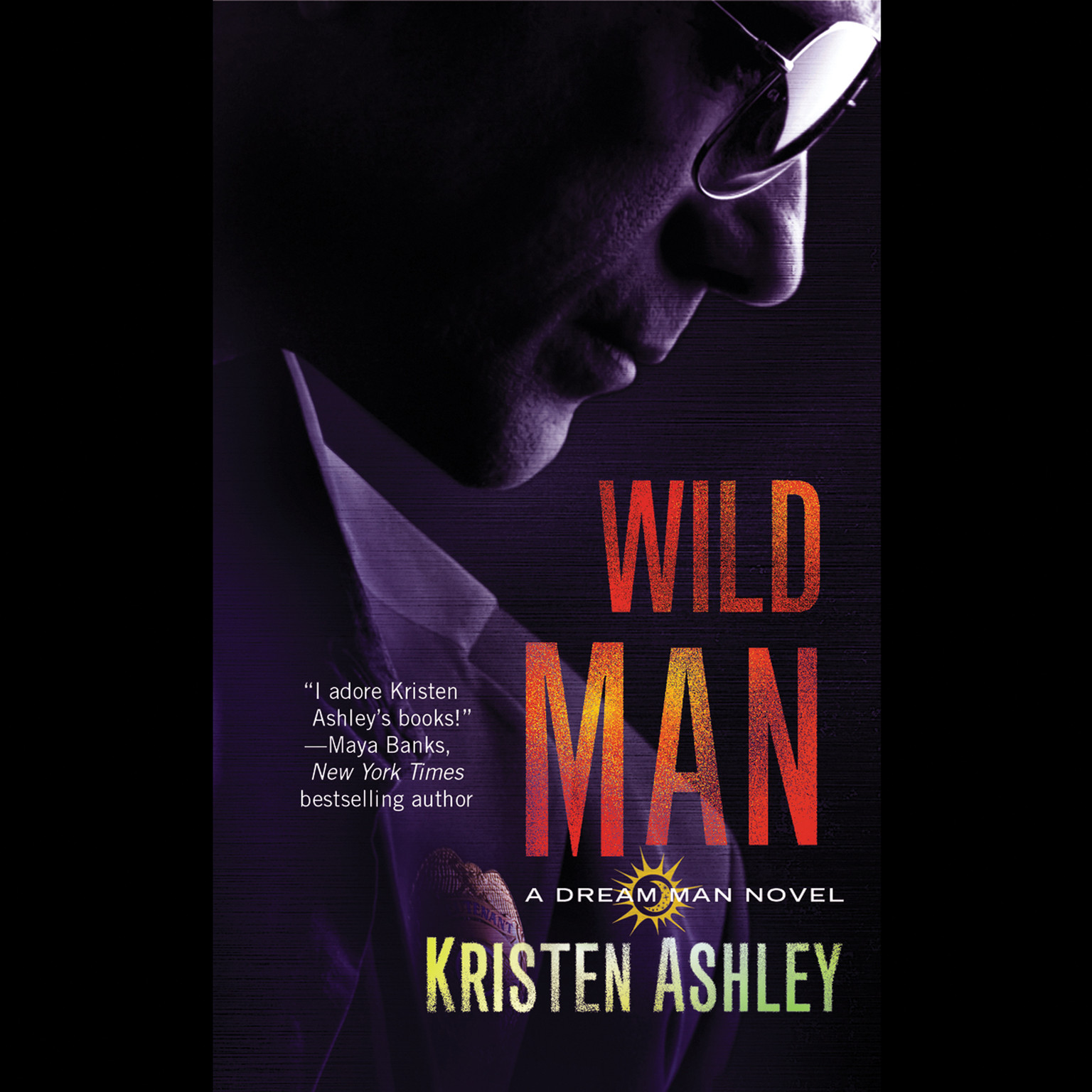 Printable Wild Man Audiobook Cover Art