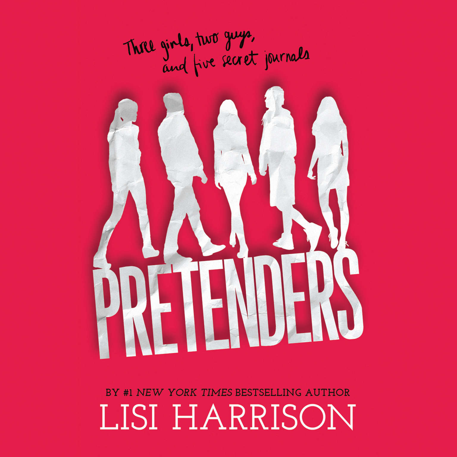 Printable Pretenders Audiobook Cover Art