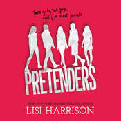Pretenders Audiobook, by Lisi Harrison