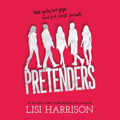 Pretenders Audiobook, by Lisi Harrison