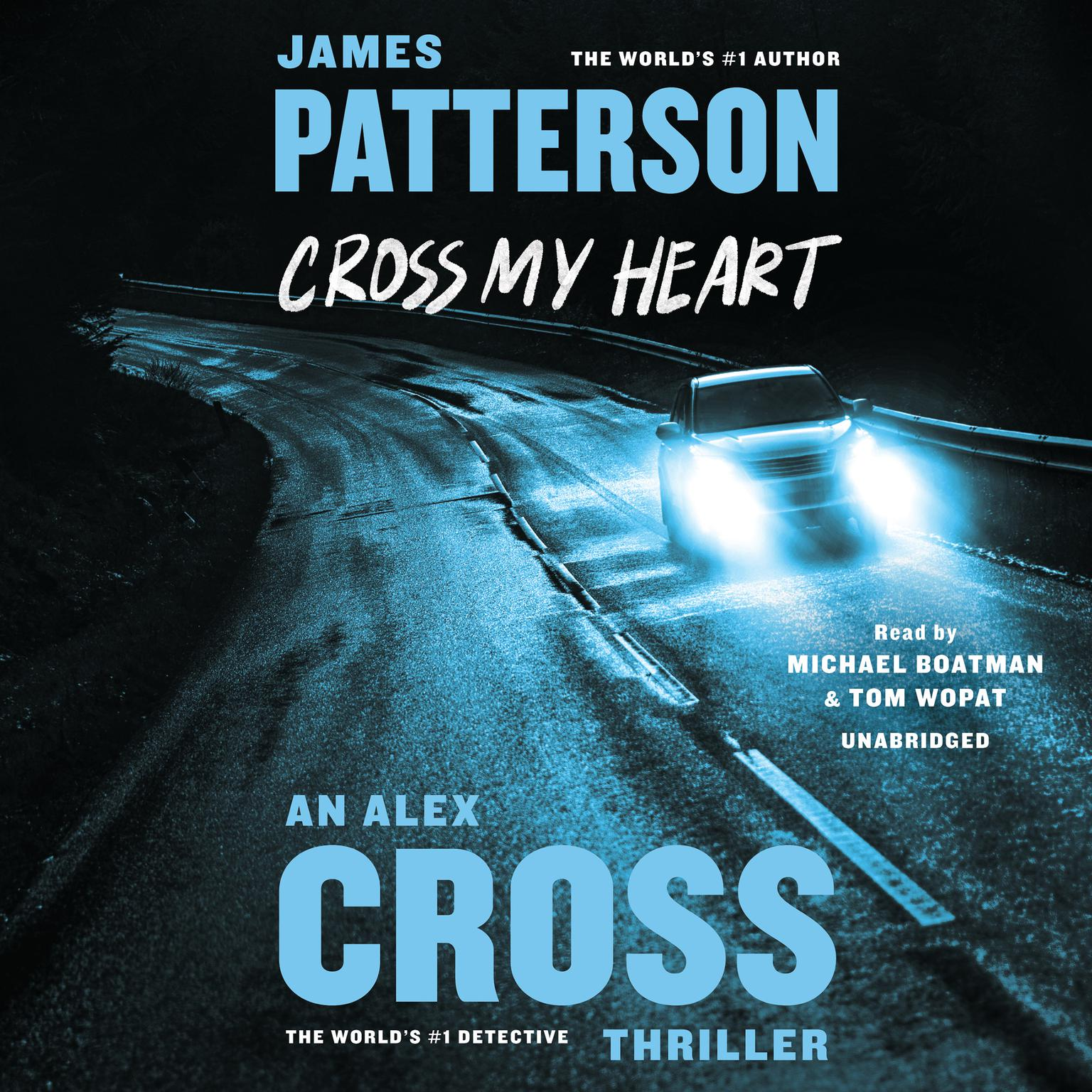 Printable Cross My Heart Audiobook Cover Art