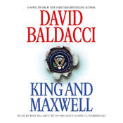 King and Maxwell, by David Baldacci