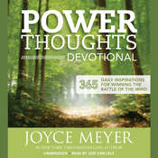 Power Thoughts Devotional, by Joyce Meye