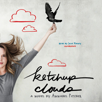 Ketchup Clouds: A Novel Audiobook, by Annabel Pitcher