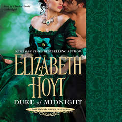 Duke of Midnight Audiobook, by Elizabeth Hoyt