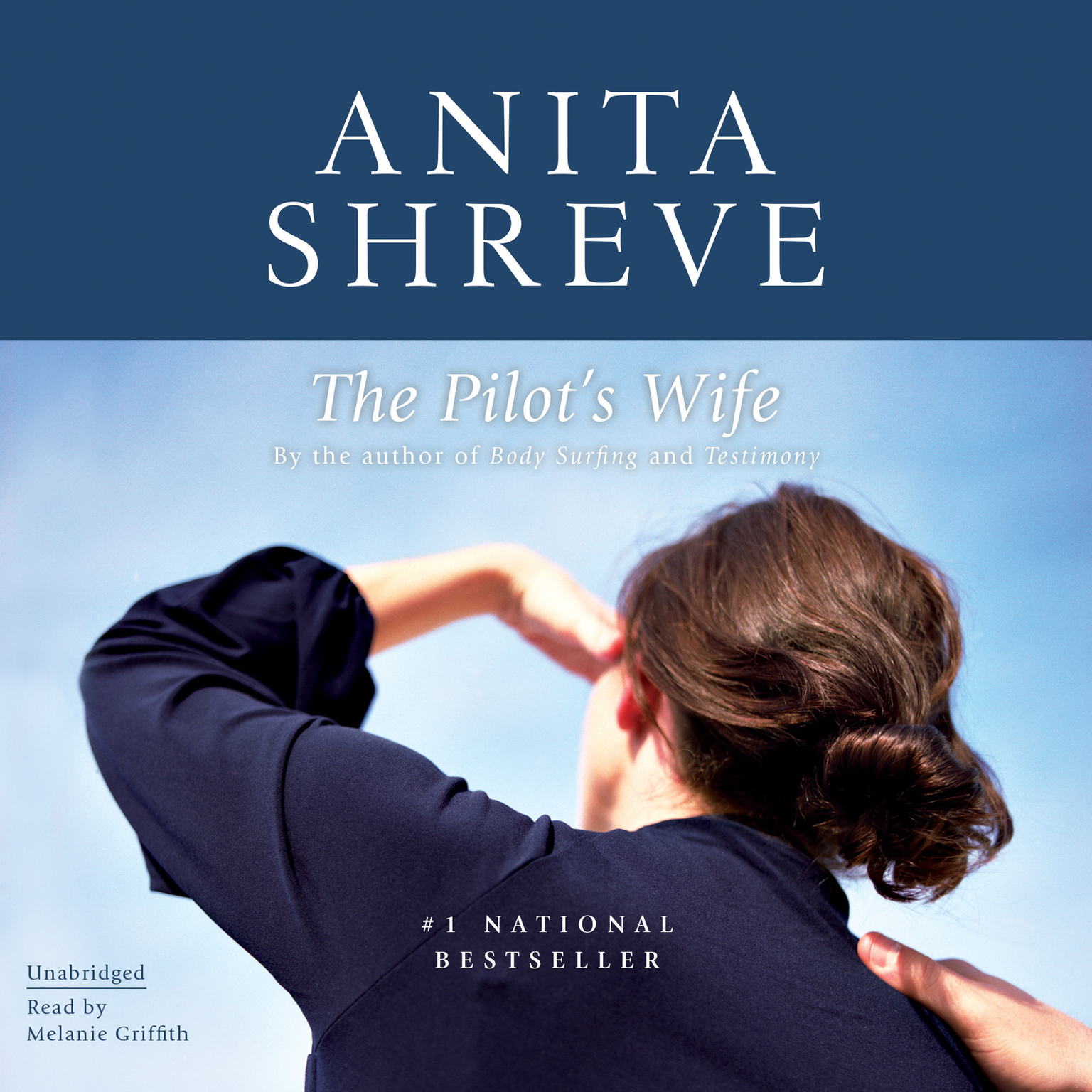 Printable The Pilot's Wife: A Novel Audiobook Cover Art