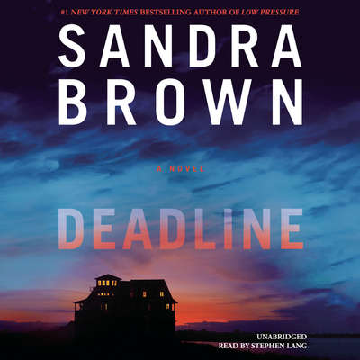 Deadline Audiobook, by Sandra Brown