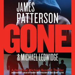 Gone Audiobook, by James Patterson, Michael Ledwidge