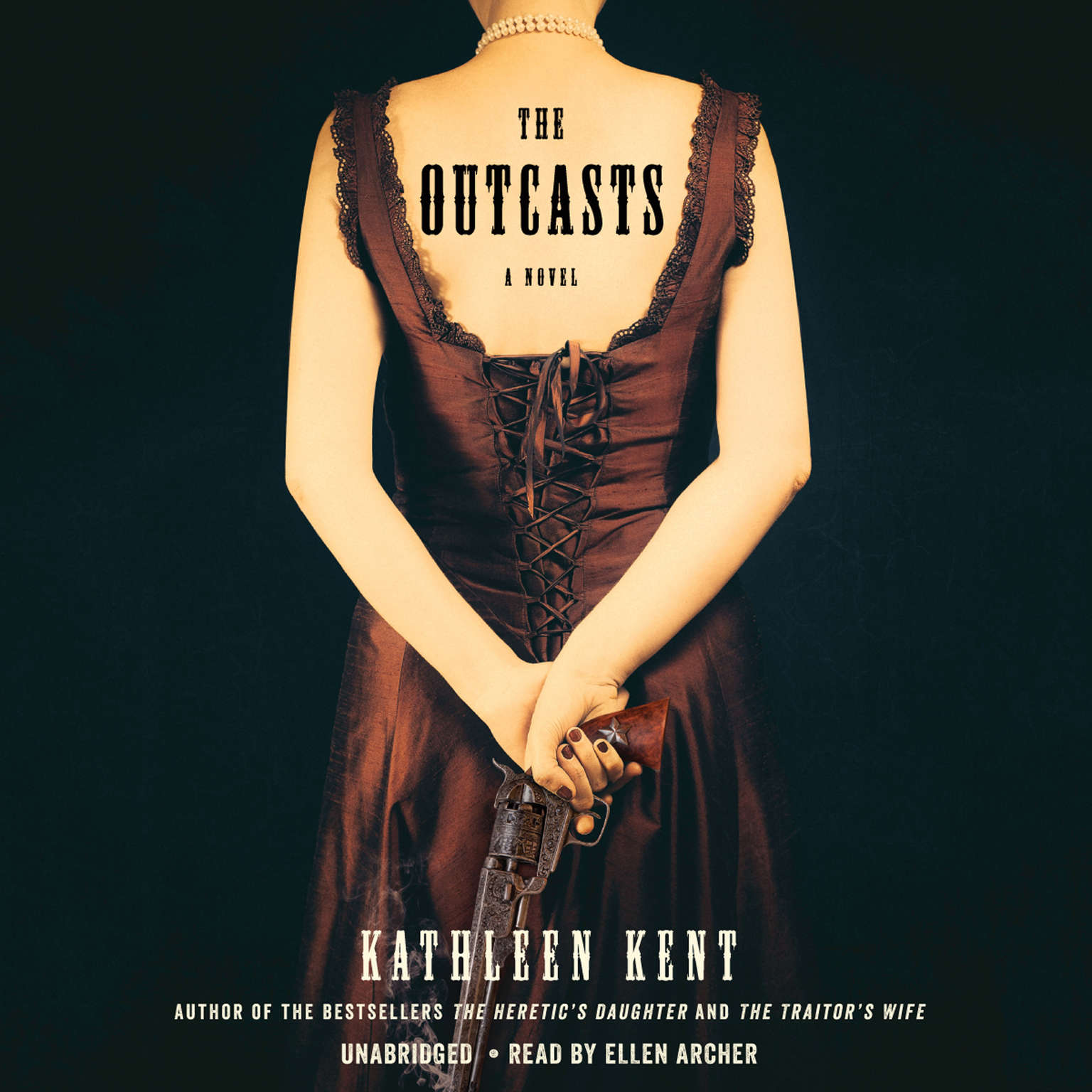 Printable The Outcasts: A Novel Audiobook Cover Art