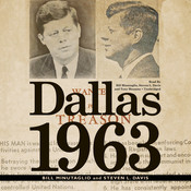 Dallas 1963 Audiobook, by Bill Minutaglio, Steven L. Davis