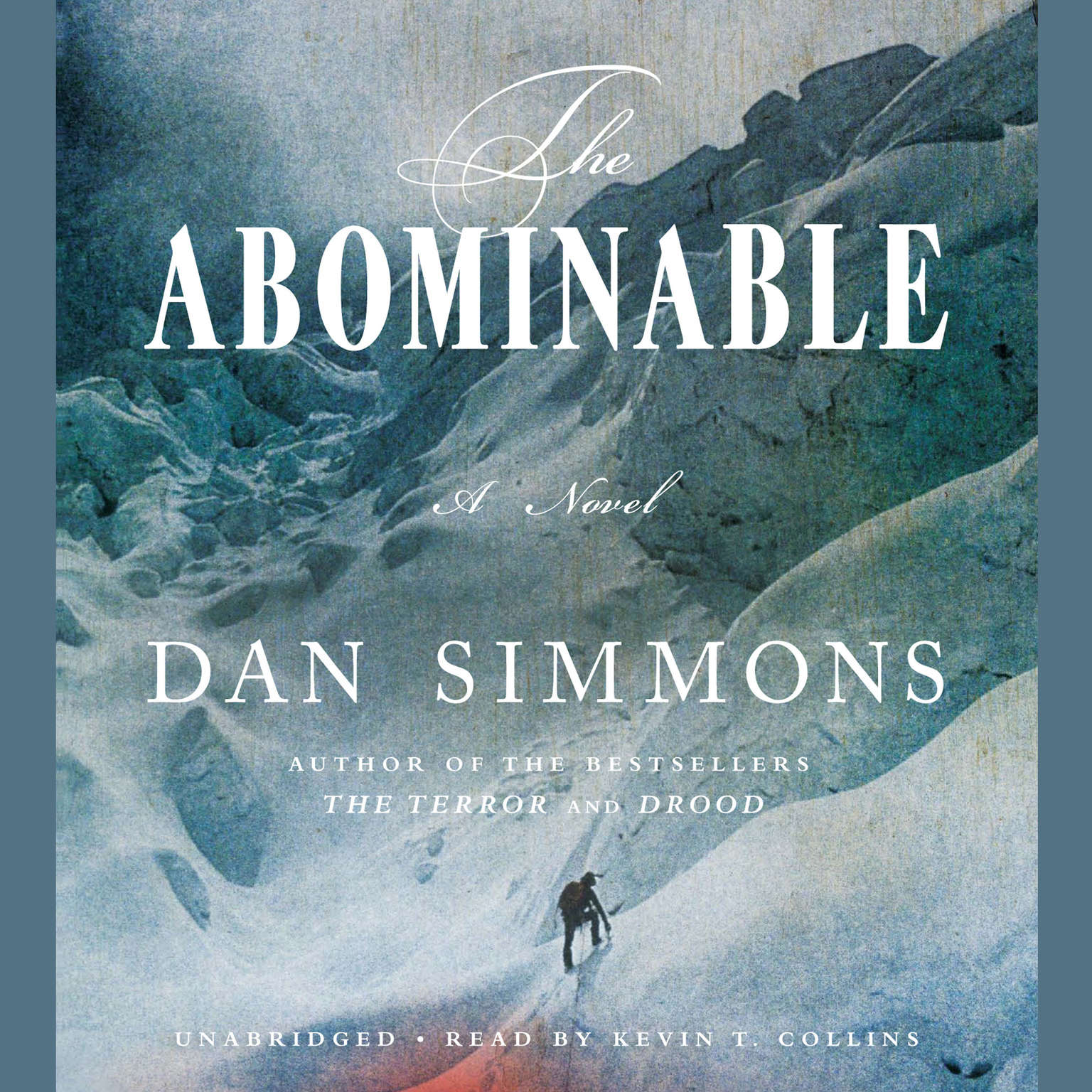Printable The Abominable: A Novel Audiobook Cover Art