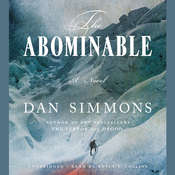 The Abominable: A Novel, by Dan Simmons