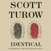 Identical Audiobook, by Scott Turow