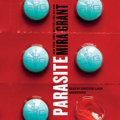 Parasite Audiobook, by Mira Grant