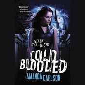 Cold Blooded Audiobook, by Amanda Carlson