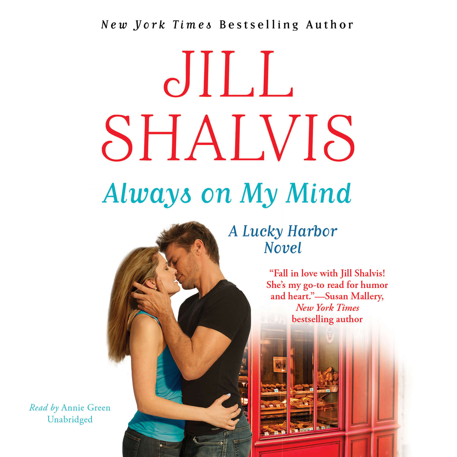 Printable Always on My Mind Audiobook Cover Art