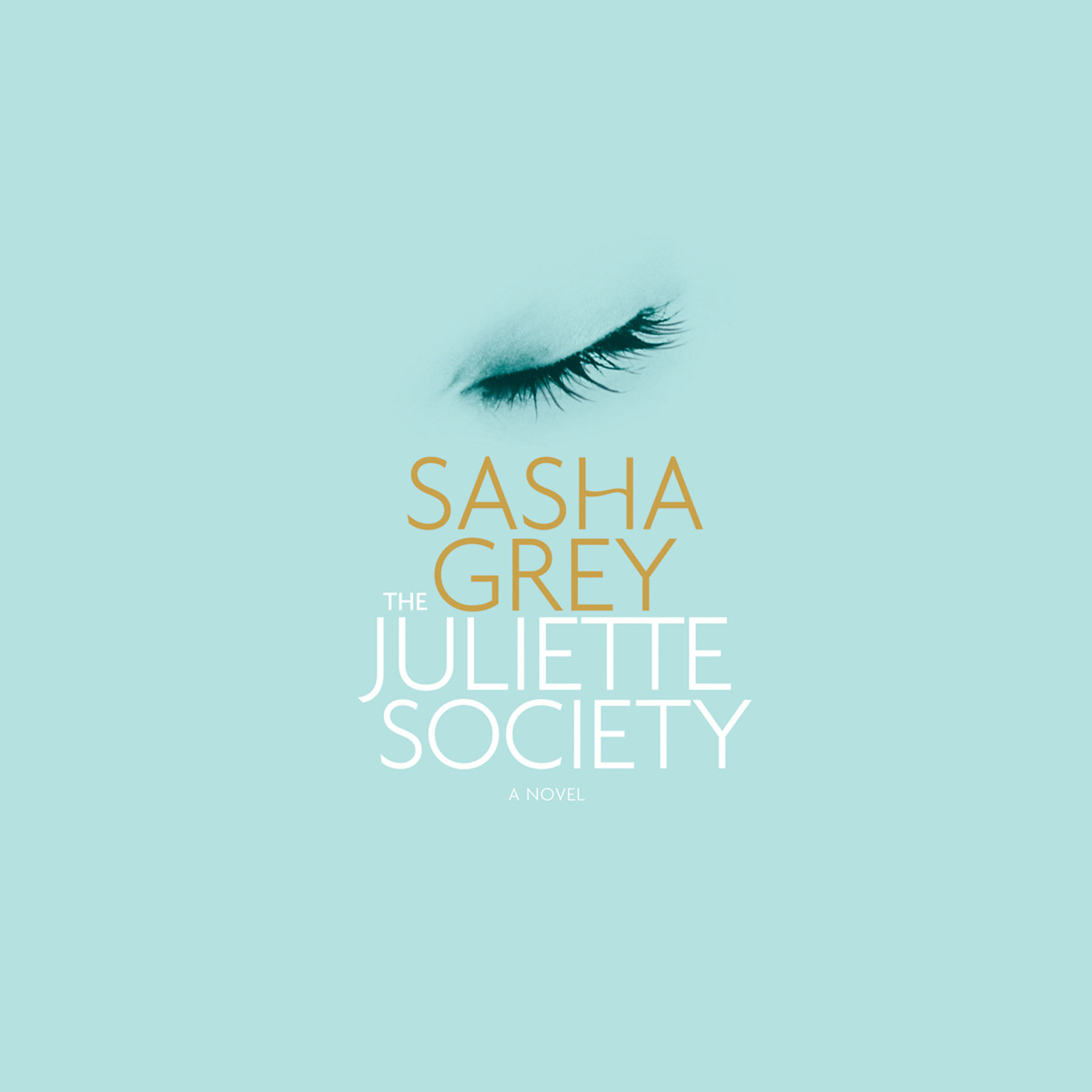 Printable The Juliette Society Audiobook Cover Art
