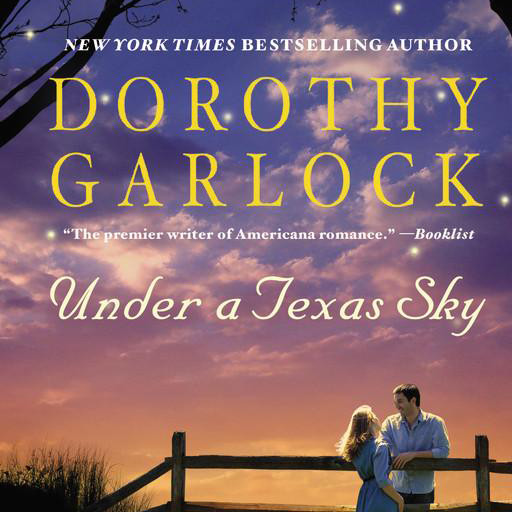 Printable Under a Texas Sky Audiobook Cover Art