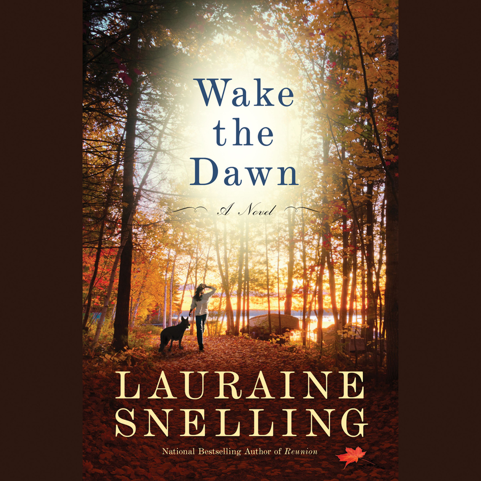 Printable Wake the Dawn: A Novel Audiobook Cover Art