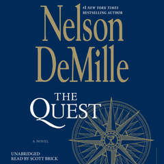 The Quest: A Novel Audiobook, by Nelson DeMille