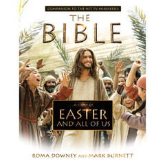 A Story of Christmas and All of Us: Companion to the Hit TV Miniseries Audiobook, by Mark Burnett, Roma Downey