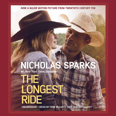 The Longest Ride Audiobook, by Nicholas Sparks