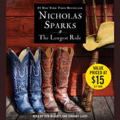 The Longest Ride, by Nicholas Sparks